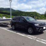 北海道で乗っていたマイカーとマイボート